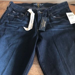NWT Lucky Brand Jeans Mid Rise Curve